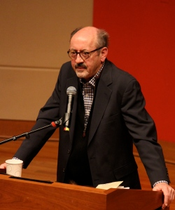 Poet Billy Collins.