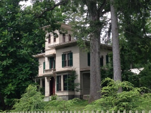 dickinson house